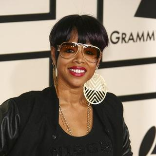 Kelis in 50th Annual GRAMMY Awards - Arrivals - CSH-038381