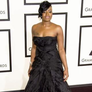 Fantasia Barrino in 50th Annual GRAMMY Awards - Arrivals