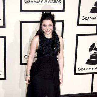 Amy Lee in 50th Annual GRAMMY Awards - Arrivals