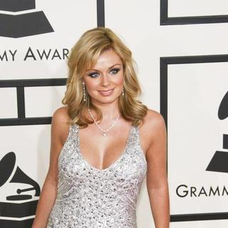 Katherine Jenkins in 50th Annual GRAMMY Awards - Arrivals