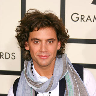 Mika in 50th Annual GRAMMY Awards - Arrivals