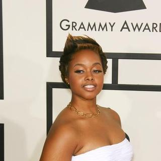 Chrisette Michele in 50th Annual GRAMMY Awards - Arrivals