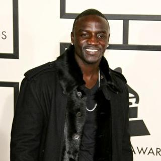 Akon in 50th Annual GRAMMY Awards - Arrivals