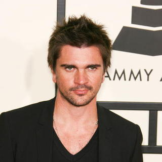 Juanes in 50th Annual GRAMMY Awards - Arrivals