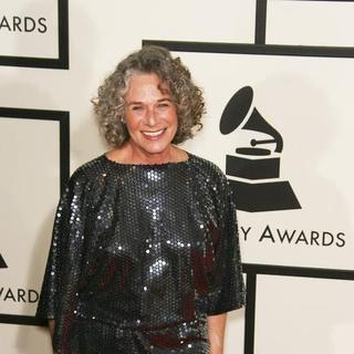 Carole King in 50th Annual GRAMMY Awards - Arrivals