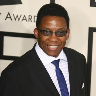Herbie Hancock in 50th Annual GRAMMY Awards - Arrivals - CSH-038680