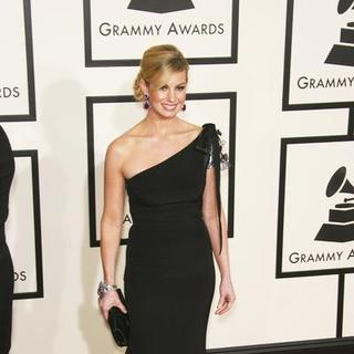 Faith Hill in 50th Annual GRAMMY Awards - Arrivals