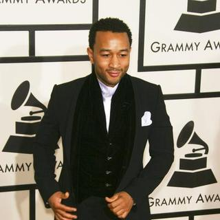 John Legend in 50th Annual GRAMMY Awards - Arrivals