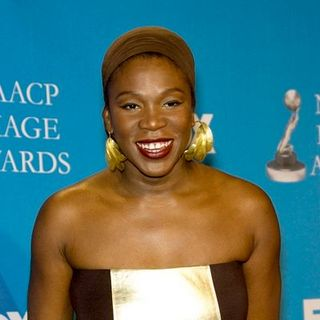 India.Arie in 39th NAACP Image Awards - Press Room - CSH-039052