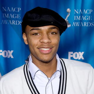 Bow Wow in 39th NAACP Image Awards - Red Carpet