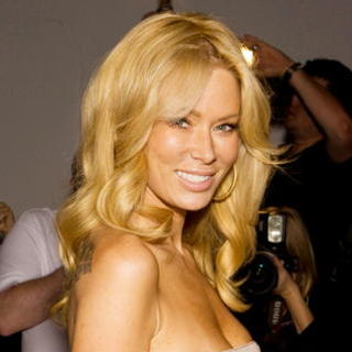 Jenna Jameson in Mercedes-Benz Fall 2008 Fashion Week at Smashbox Studios - Ashley Paige - Front Row / Runway