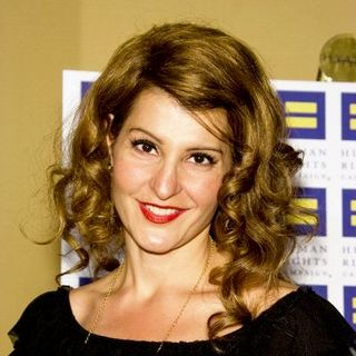 Nia Vardalos in Human Rights Campaign's Annual Los Angeles Gala