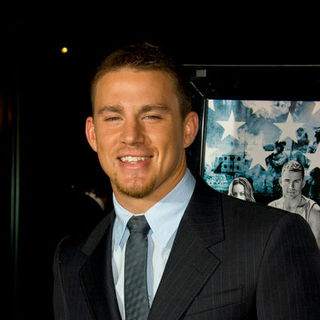 "Channing Tatum in ""Stop-Loss"" Los Angeles Premiere - Arrivals"