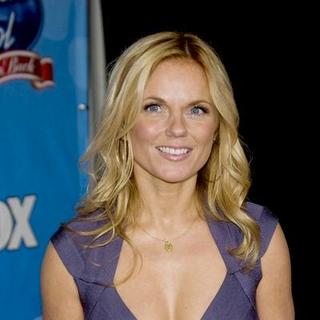 Geri Halliwell in Idol Gives Back 2008 - Arrivals