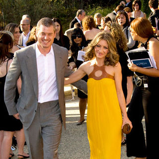 Eric Dane, Rebecca Gayheart in 7th Annual Chrysalis Butterfly Ball