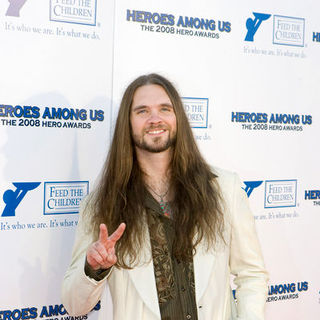 Bo Bice in 2008 Hero Awards - Arrivals