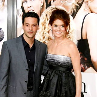 "Debra Messing, David Alan Basche in ""The Women"" Los Angeles Premiere - Arrivals"