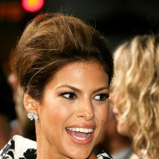 "Eva Mendes in ""The Women"" Los Angeles Premiere - Arrivals"