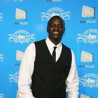 Akon in House of Hype VMA Weekend