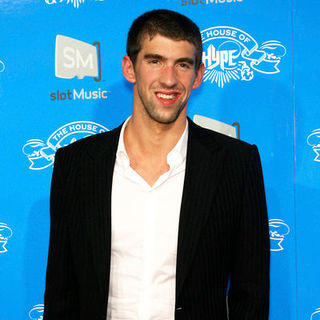 Michael Phelps in House of Hype VMA Weekend