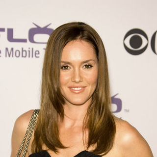 Erinn Hayes in CBS Comedies Season Premiere Party