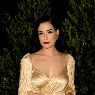 Dita Von Teese in Grand Opening of Catherine Malandrino Maison