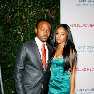 "Columbus Short in ""Cadillac Records"" Los Angeles Premiere - After Party - Arrivals"