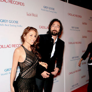 "Elsa Pataky, Adrien Brody in ""Cadillac Records"" Los Angeles Premiere - After Party - Arrivals"