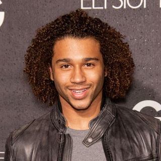 Corbin Bleu in D&G Flagship Boutique Opening Benefiting The Art of Elysium - Arrivals