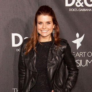 Joanna Garcia in D&G Flagship Boutique Opening Benefiting The Art of Elysium - Arrivals