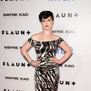 Kelly Osbourne - Flaunt Magazine's 10th Anniversary Party and Annual Holiday Toy Drive - Arrivals