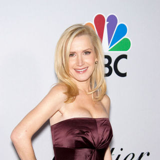 Angela Kinsey in 66th Annual Golden Globes NBC After Party - Arrivals