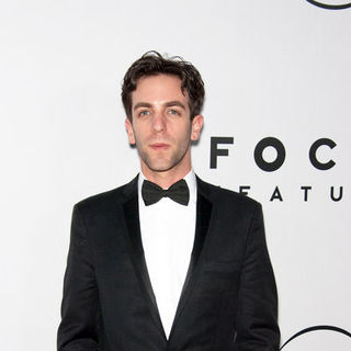 B.J. Novak in 66th Annual Golden Globes NBC After Party - Arrivals