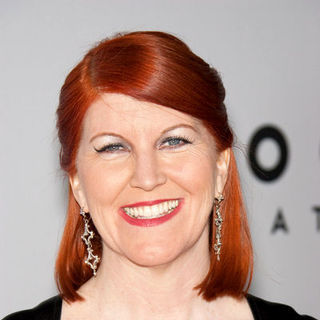 Kate Flannery in 66th Annual Golden Globes NBC After Party - Arrivals