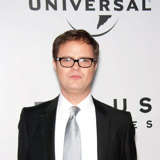 Rainn Wilson in 66th Annual Golden Globes NBC After Party - Arrivals