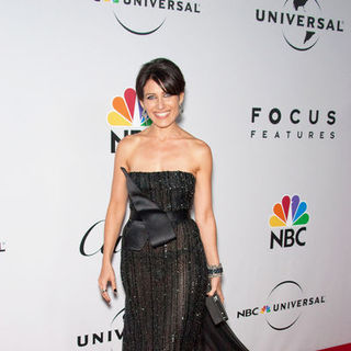 Lisa Edelstein in 66th Annual Golden Globes NBC After Party - Arrivals