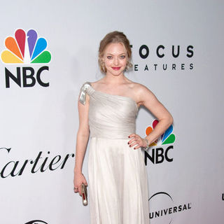 Amanda Seyfried in 66th Annual Golden Globes NBC After Party - Arrivals