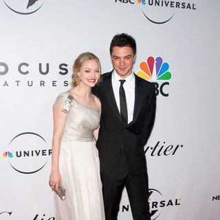 Amanda Seyfried, Dominic Cooper in 66th Annual Golden Globes NBC After Party - Arrivals