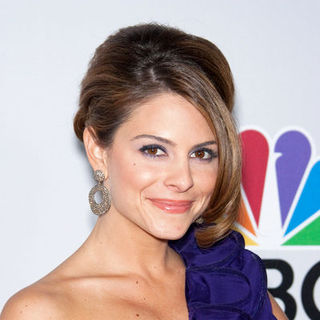 Maria Menounos in 66th Annual Golden Globes NBC After Party - Arrivals