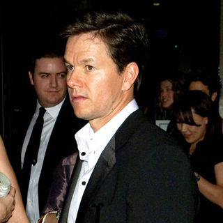 Mark Wahlberg in 66th Annual Golden Globes NBC After Party - Arrivals