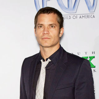Timothy Olyphant in 20th Annual Producers Guild Awards - Arrivals - CSH-050557