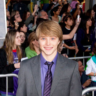 "Sterling Knight in ""Jonas Brothers: The 3D Concert Experience"" World Premiere - Arrivals"