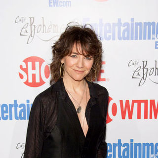 "Ilene Chaiken in ""The L Word"" Red Carpet Farwell Event - Arrivals"