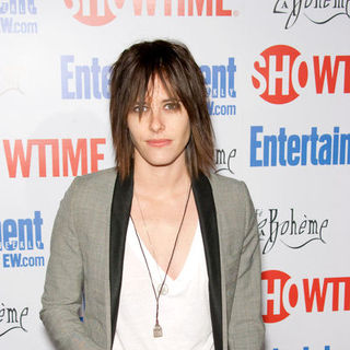 "Katherine Moennig in ""The L Word"" Red Carpet Farwell Event - Arrivals"