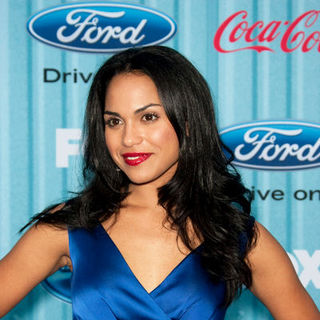 Monica Raymund in American Idol Top 13 Party - Arrivals