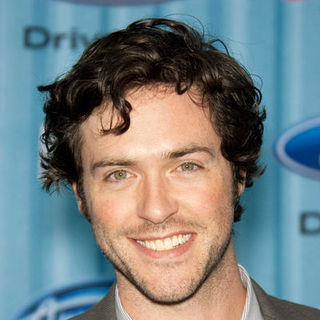Brendan Hines in American Idol Top 13 Party - Arrivals