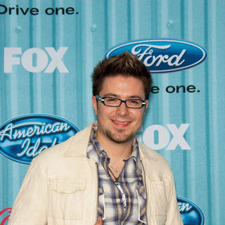 Danny Gokey in American Idol Top 13 Party - Arrivals