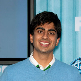 Anoop Desai in American Idol Top 13 Party - Arrivals