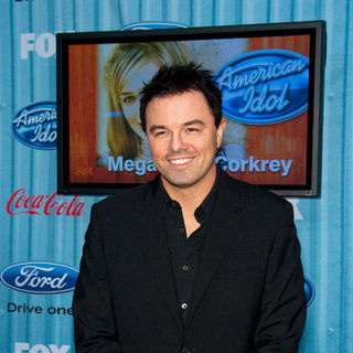 Seth MacFarlane in American Idol Top 13 Party - Arrivals