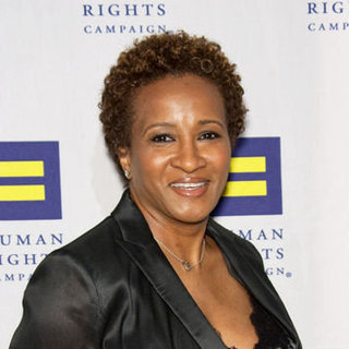 Wanda Sykes in 2009 Human Rights Campaign Los Angeles Gala